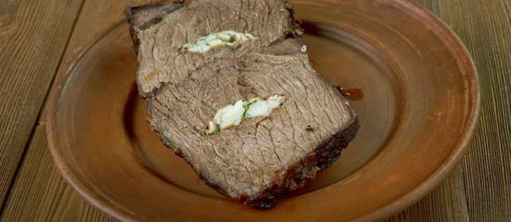 carpetbag steak