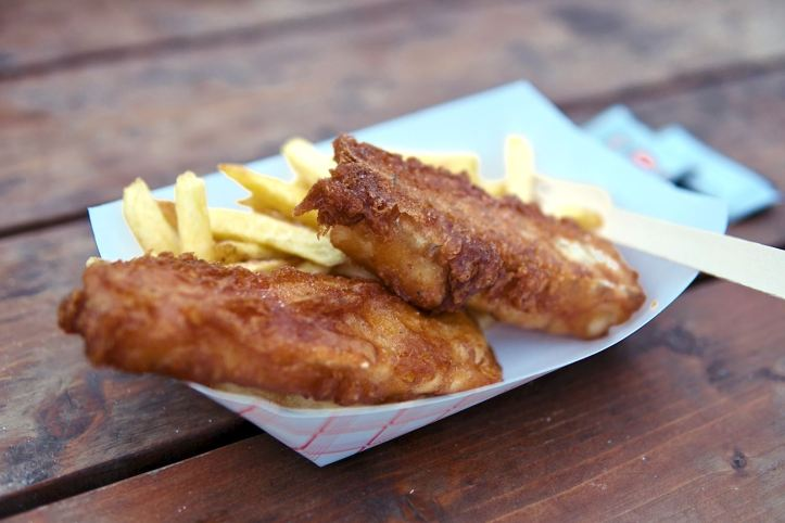 Icelandic Fish and Chips