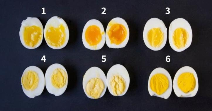 yumurta haşlama dakikaları