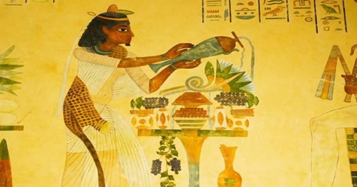 antik mısır yemekleri